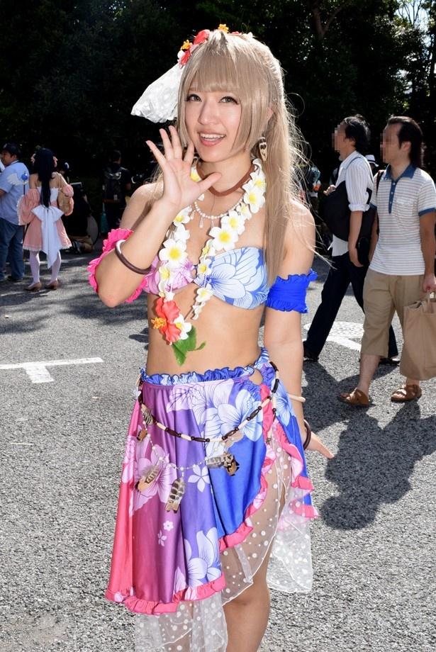 【写真20点】「ONE PIECE」から「ラブライブ!サンシャイン!!」まで!ワンフェス2016[夏]で見つけたコスプレ美女速報