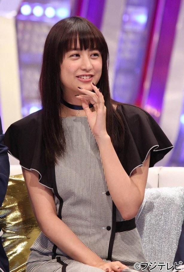 「キスマイBUSAIKU!?」3回目のゲスト出演となる女優・山本美月