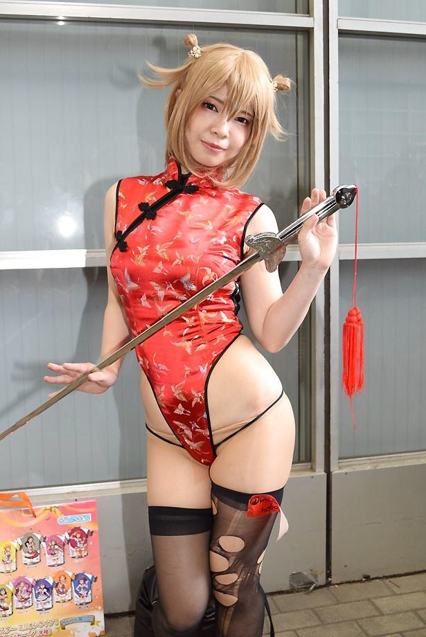 美人コスプレイヤー画像 in ワンダーフェスティバル2016[夏] 10/40