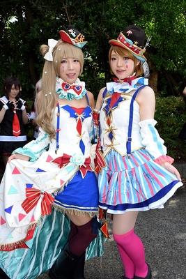 美人コスプレイヤー画像 in ワンダーフェスティバル2016[夏] 29/40