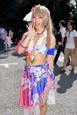 美人コスプレイヤー画像 in ワンダーフェスティバル2016[夏] 30/40