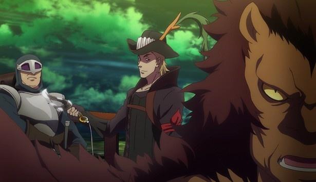 TVアニメ「エンドライド」第16話の場面カット到着!新たな仲間がイグナーツに?