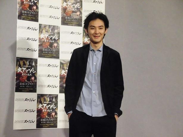 「NHKスペシャル『大アマゾン 最後の秘境』」シリーズでナレーションを務める松田龍平