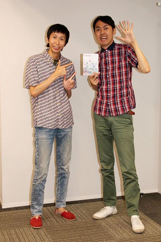 アンガールズの最新DVD、アンガールズ単独ライブ「~ゴミにも息づく生命がある~」が、7月27日(水)に発売される