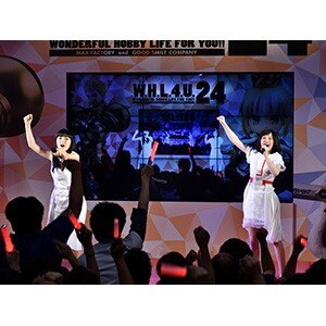 鈴木みのりとJUNNA、二人の歌姫が会場を魅了!「マクロスΔ」ステージ【ワンフェス2016夏】