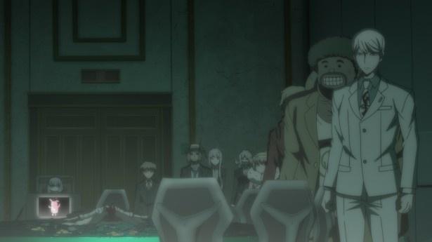 【写真を見る】第2話では、裏切り者が未来機関の中にいる…その犯人を暴くのが、彼らに課せられたゲームだった