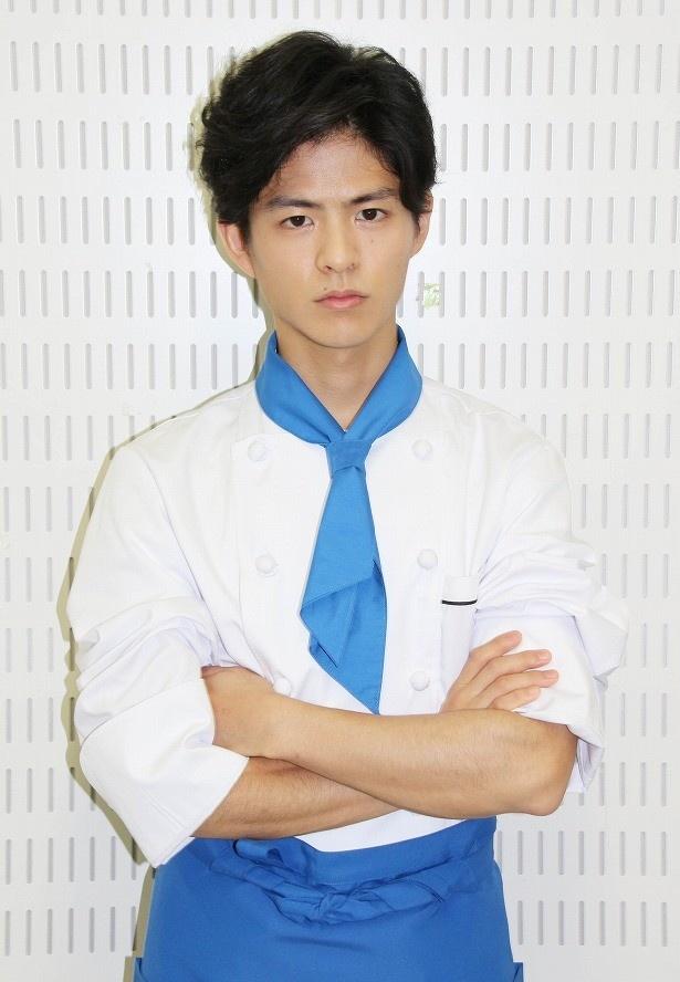 「グ・ラ・メ!~総理の料理番~」で料理人を演じる古畑新之にインタビュー!