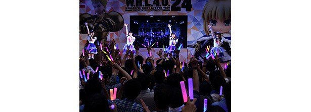 ソロ曲&ユニット曲で魅せたライブにプロデューサーも大興奮!「アイドルマスター シンデレラガールズ」ステージ【ワンフェス2016夏】