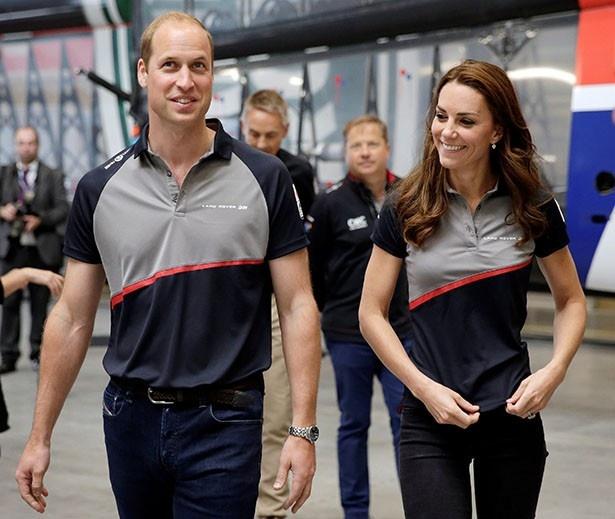 親であるウィリアム王子とキャサリン妃にも、非難が浴びせられた