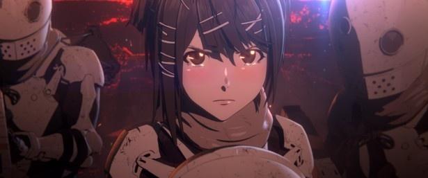 劇場アニメ「BLAME!」ティザ―PV公開。スタッフ&ストーリーも解禁!