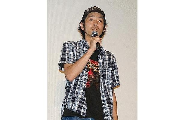 ツボを押さえたコメントで会場の笑いを誘っていた脚本の宮藤官九郎