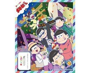 「6つ子×原宿」がデザインされたコラボ巻紙