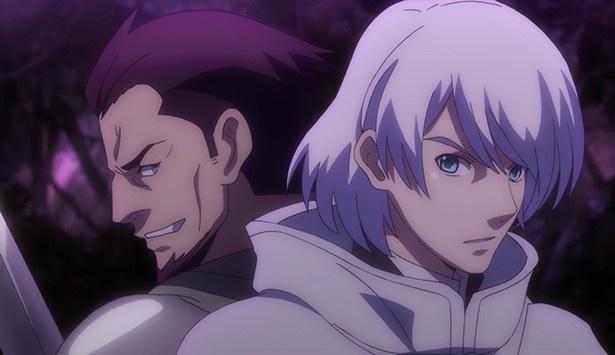 TVアニメ「エンドライド」第17話の先行カット到着!主なき王都に戻ったエミリオたち