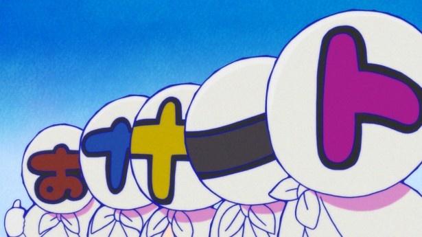 TVアニメ「おそ松さん」の秘蔵エピソード第3.5話がGYAO!で無料配信決定!