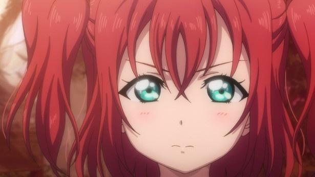 アニメ「ラブライブ!サンシャイン!!」第4話場面カットが到着。ルビィの葛藤と花丸の決意