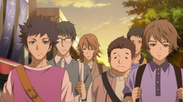 TVアニメ「チア男子!!」第4話場面カットが到着。実力不足を思い知った男子チア部は…