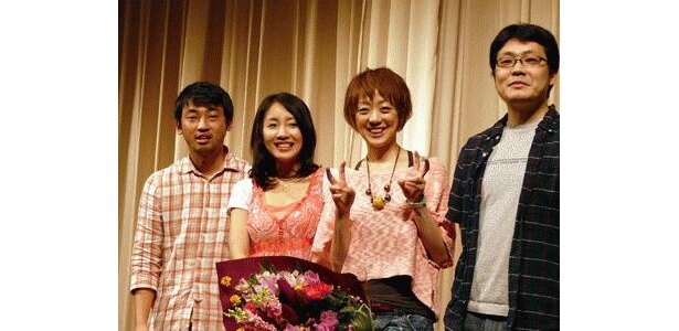 神楽坂恵、結城リナら女性陣がおっぱいトークを展開