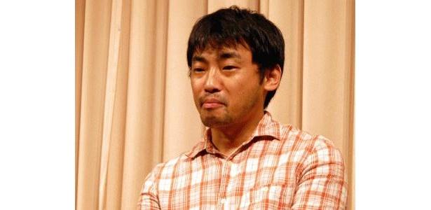 主役の童貞男を演じた山本浩司
