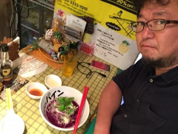 「シン・ゴジラ」公開記念でパイナップルラーメン屋さんが限定コラボメニューを発売!