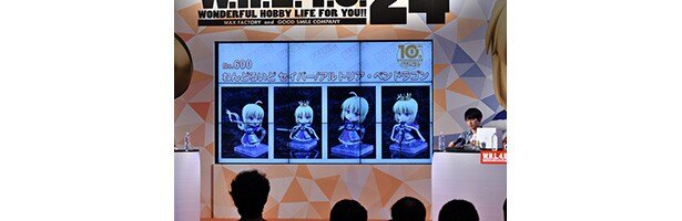 GSCとMAXの代表が歴史とこだわりを語った「WONDERFUL HOBBY LIFE FOR YOU!! トークショー」【ワンフェス2016 夏】