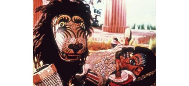 『ライオンと歌』ライオンの悩みはお腹の中の音楽