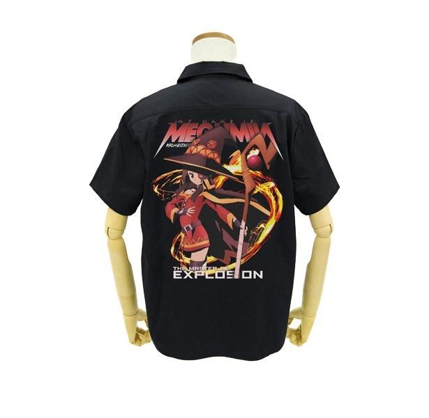 「この素晴らしい世界に祝福を!」めぐみんの爆裂魔法Tシャツや扇子などがC90で先行販売決定
