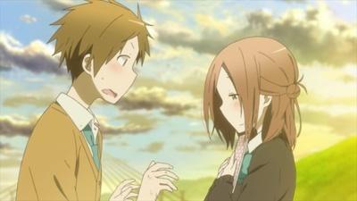 長谷祐樹と出会い、藤宮香織は、少しずつ友達との記憶をとどめておけるようになる