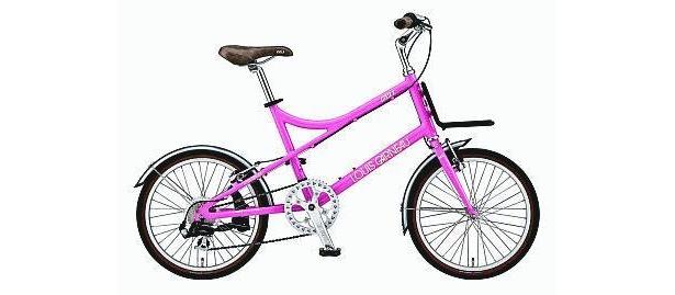 こんなオシャレ自転車がレンタル可能!LGS-M1(5万4600円/ルイガノ)