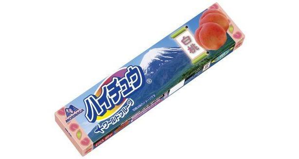 ワールドフルーツシリーズ「ハイチュウ 白桃」