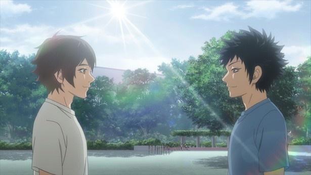TVアニメ「チア男子!!」第5話場面カットが到着。衝突したBREAKERSの行く末は!?
