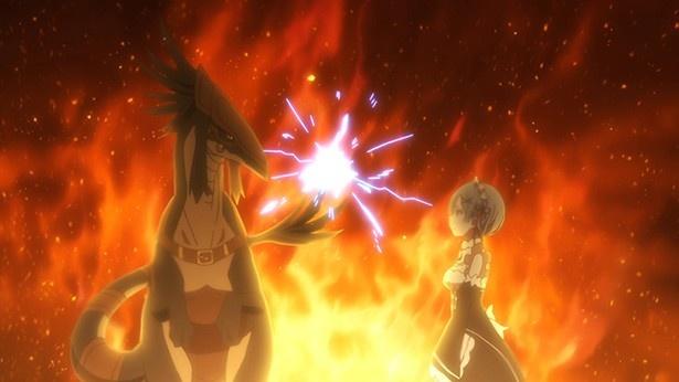 「Re:ゼロから始める異世界生活」第19話先行カットが到着。エミリアを救うため、クルシュのもとへ