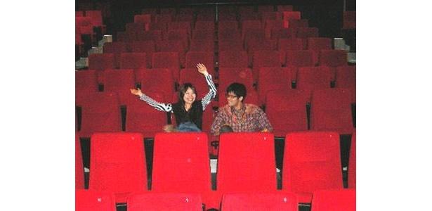 映画館でプロポーズ。彼女も大喜び間違いなし!