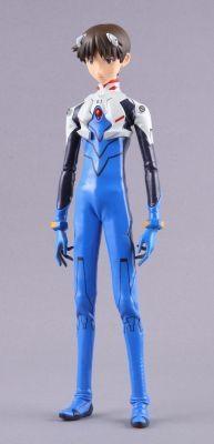 「RAH 碇シンジ」初のアクションフィギュア化はプラグスーツ姿!