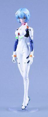 綾波レイは新規原型の作り起し ※フィギュアスタンド付