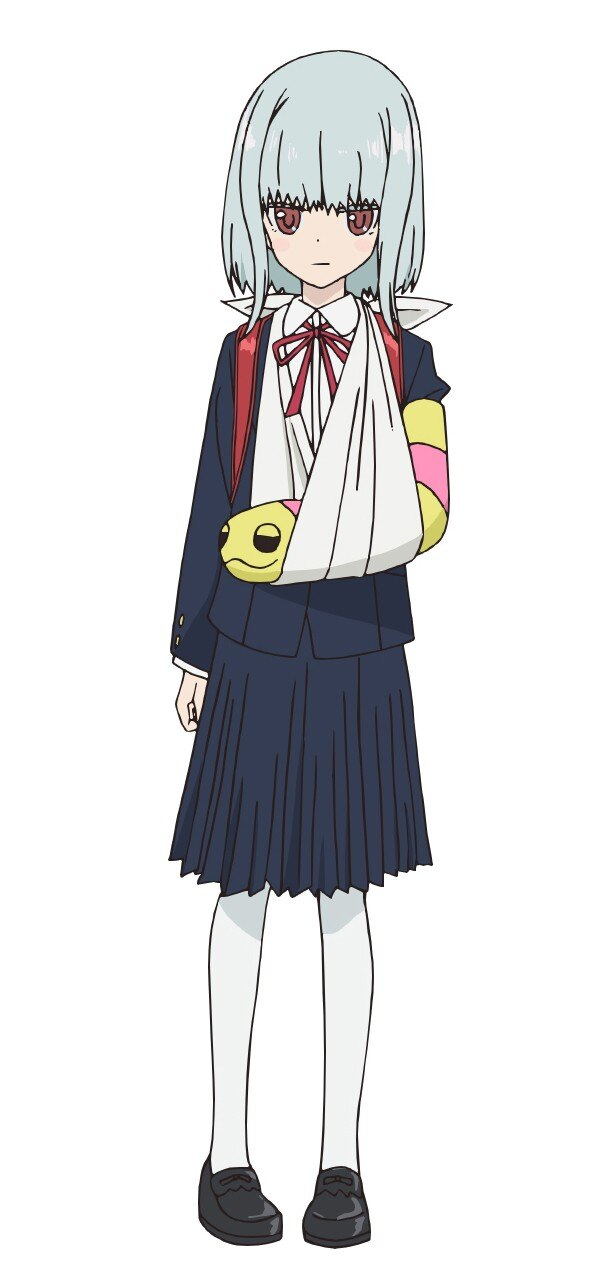 10月アニメ「フリップフラッパーズ」放送局&追加キャスト解禁!