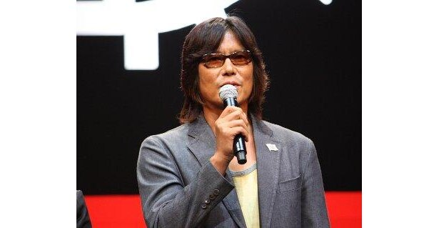オッチョ役の豊川悦司