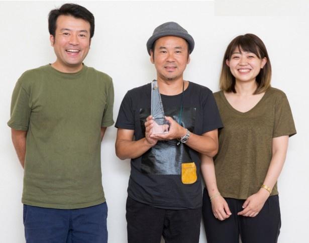 第89回ザテレビジョンドラマアカデミー賞・監督賞を受賞した「トットてれび」監督の井上剛、川上剛、津田温子