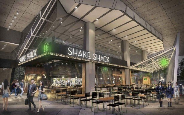 人気ハンバーガーレストラン「Shake Shack」日本3号店が東京国際フォーラム内にオープン!