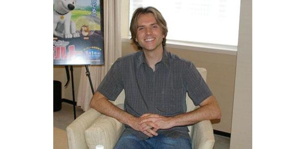 キャラクターデザインとアニメーションを主に担当したバイロン・ハワード監督