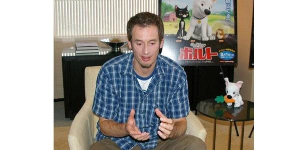クリス・ウィリアムズ監督はストーリー制作を担当