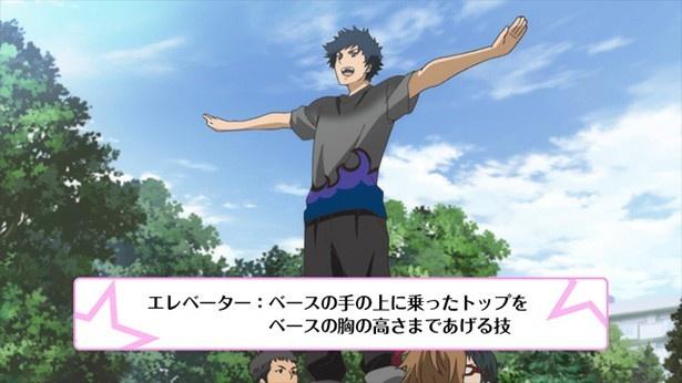 TVアニメ「チア男子!!」第5.5話場面カットが到着。BREAKERS、初舞台へ!