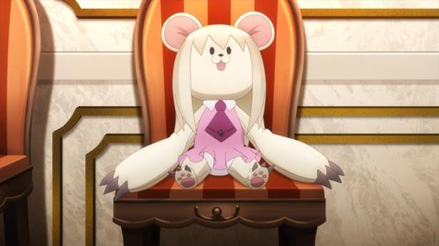 「プリズマ☆イリヤ ドライ!!」第7話先行カットが到着。ぬいぐるみになってもイリヤはイリヤ!