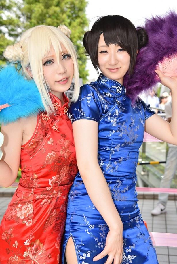 【写真20点】「マクロスΔ」から「ラブライブ!サンシャイン!!」まで!コミケ最終日に見つけたコスプレ美女たち