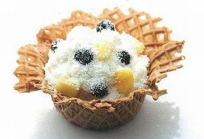 パインの日にドールが配布したアイスクリーム