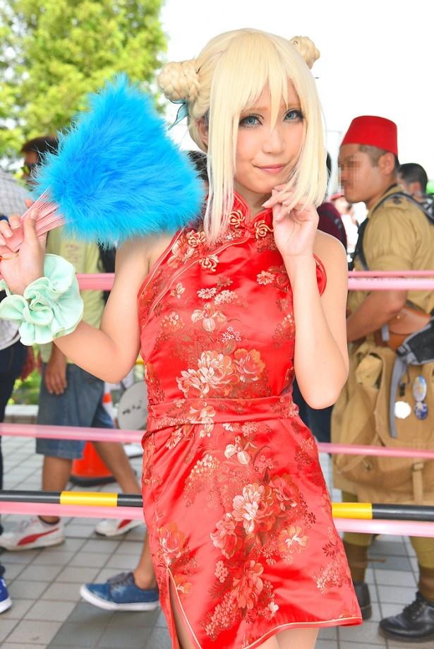 【写真20点】「リゼロ」「マクロスΔ」ヒロインが集結!53万人動員のコミケ90を彩ったコスプレ美女たち
