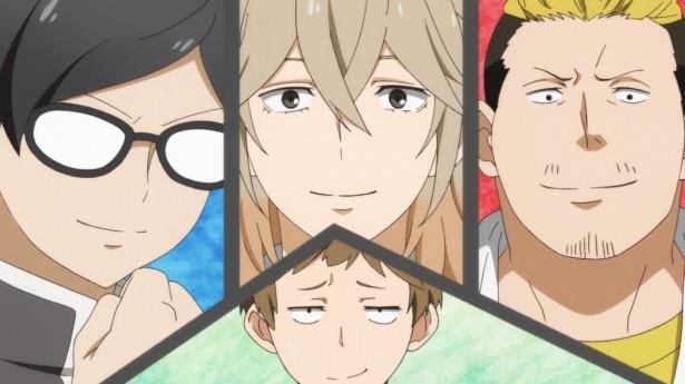 TVアニメ「はんだくん」第7話先行カットが到着。相沢が考えた驚きの勉強法とは!?