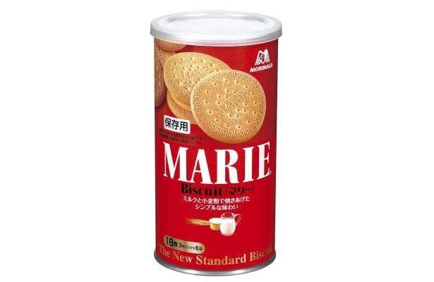 長期保存が可能な「マリー缶」