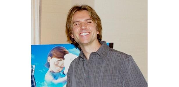 ハワード監督はキャラクターデザインとアニメーションを担当