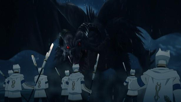 「テイルズ オブ ゼスティリア ザ クロス」第6話場面カットが到着。相対するベルベットとオスカーの前に現れしは巨竜