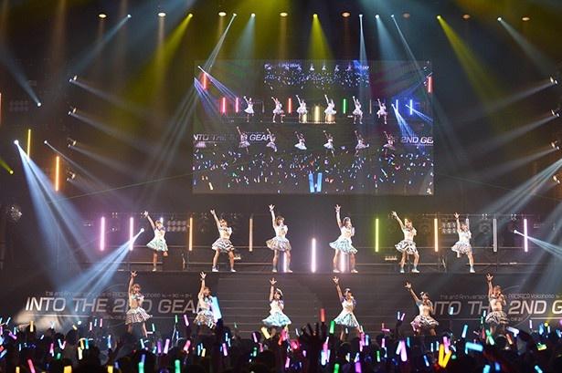 アニメプロジェクト始動!8.21「ナナシス」2ndライブレポート